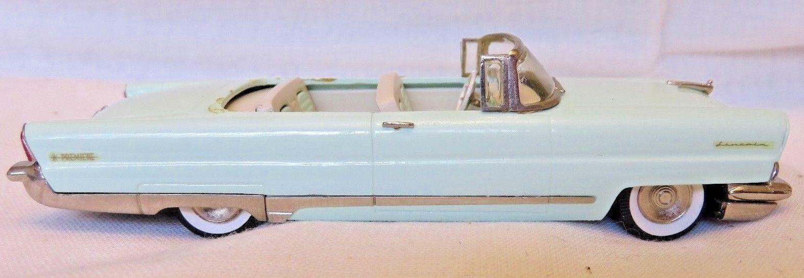 Madison Models Nr.5 1956 Lincoln Premiere Convertible (haut) Sommet Vert 5