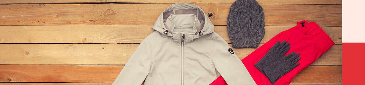 Aktion ansehen Wintersportmode für den Geschenketisch Jacken, Handschuhe & Co. bis zu -30% ggü. UVP