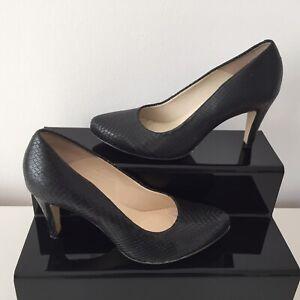 Clarks Black court shoes Heels Women