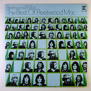 "12"" LP - Fleetwood Mac - The Best Of Fleetwood Mac - C2061 - washed & cleaned"