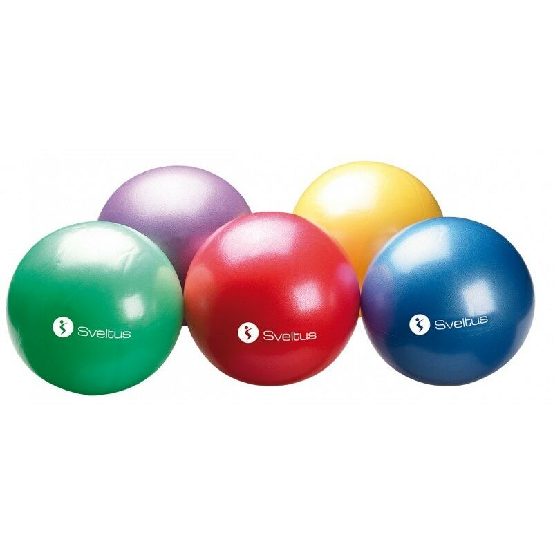 Sveltus Gymnastikball 25 cm Pilatesball Gymball Fitnessball