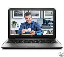 "HP 15-AY513TX (Notebook) Ci3-6thGen/8GB-DDR4/ 1TB/ 2GB Grap/DOS/15.6""/ Silver"