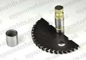 Kick-Start-Main-Shaft-Gear-7-tooth-50cc-4T-GY6-139QMB-Direct-Bikes-Baotian-Pulse
