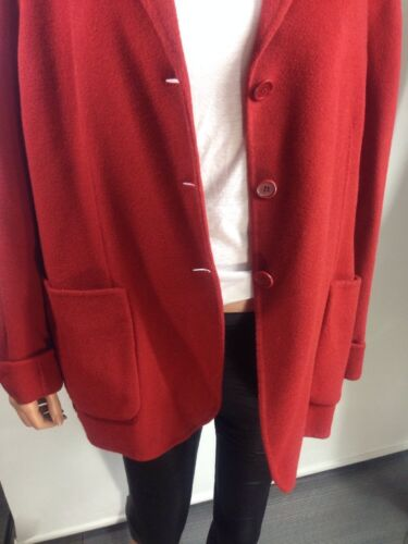 Red Wool York 16w Size Blend New Jacket Jones qw1pz