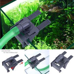 PVC-Aquarium-Tank-Water-Pipe-Clamp-Hose-Tube-Rod-Fixing-Clip-Mount-Fixed-Holder