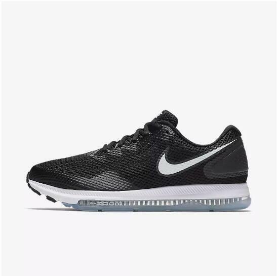 NIKE MEN ZOOM ALL OUT LOW 2 BLACK US7-11 03'