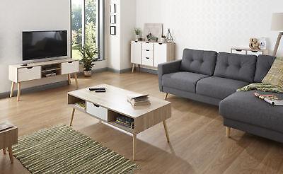 Stockholm Scandinavian Living Room Furniture - Retro ...
