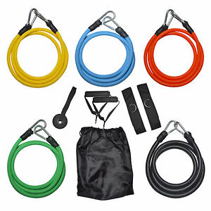 5x-Resistance-Bands-Different-Strength-with-Door-Anchor-Ankle-Straps-Handles