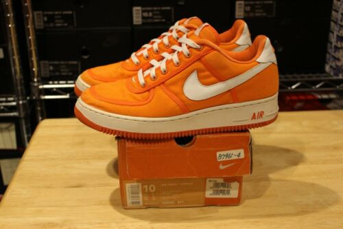 White en Tama 624020 Orange 811 Force Nike o 2001 descuento Moma 10 Safety Air Lot 1 de Canvas 0cz6qdZqW