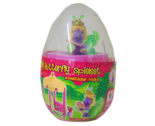 Filly Osterei Eier 3er Pack Swarovski Spielset Einhorn Pferd Ostern Osterfest