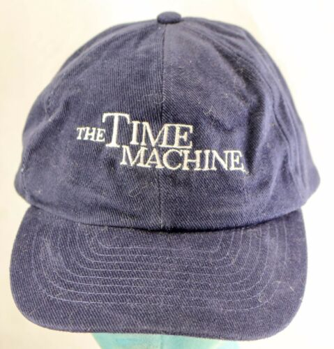 The Time Machine (Dreamworks, 2002) Movie Promo Blue Hat