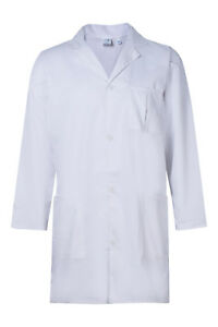 White Lab Coat - Medical Nursing Vet Scientist Laboratory - FREE ship from MEL