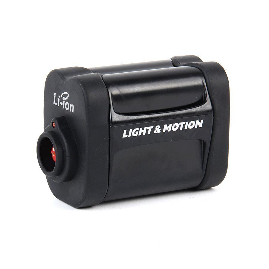 Light & Motion 11.1V de 6 Celdas Li-Ion Batería