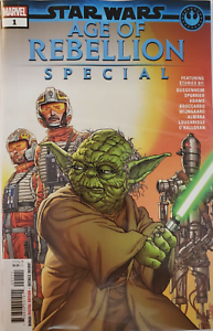 Star Wars Age of the Rebellion Special #1 MARVEL COMICS COVER A 1ST PRINT