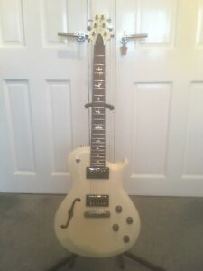 Prs S2 Singlecut Semi Hollow Antique