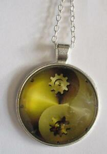 Halskette-YIN-YANG-Necklace-Tai-Chi-Chi-Gong