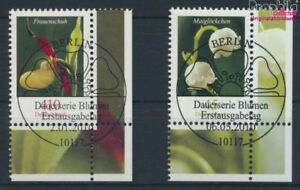 Collection Here Frd Fine Used / Cancelled 2010 2768,2794 9266004 Refreshing And Enriching The Saliva fr.germany complete Issue