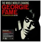 Whole World's Shaking: Complete Recordings 1963-1966 [LP] [Box] by Georgie Fame (Vinyl, Oct-2015, 4 Discs, Polydor)
