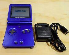Nintendo Game Boy Advance GBA SP Cobalt Blue System AGS 001 MINT NEW