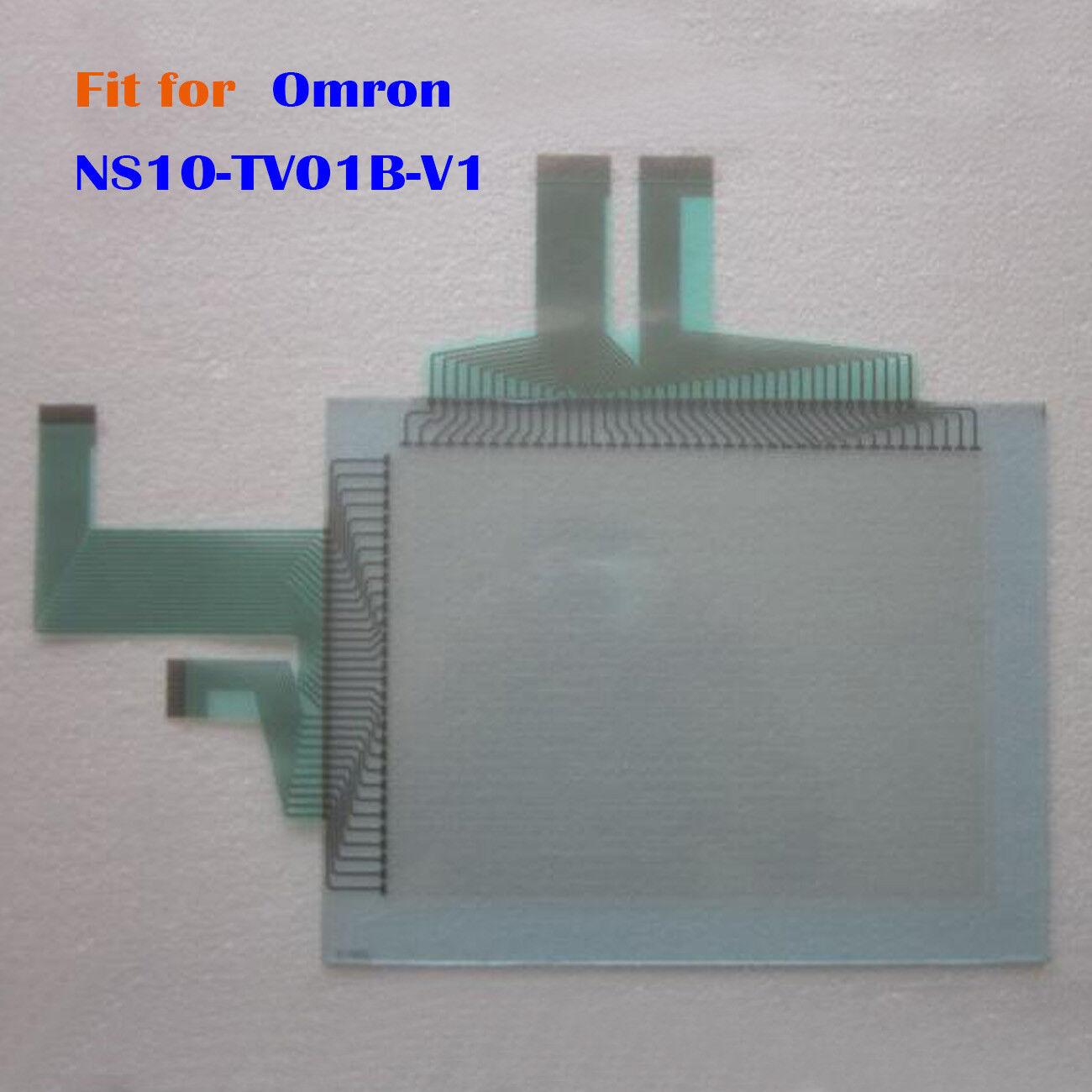 New Touch Panel Glass for Omron NS10-TV01B-V1, NS10-TV01B-V1