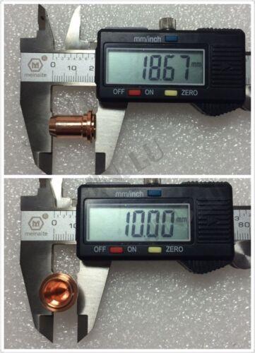 Electrodes 2PK   PT-40 Longevity Forcecut 42i PT-60 Tips 40A 0.9mm 2PK