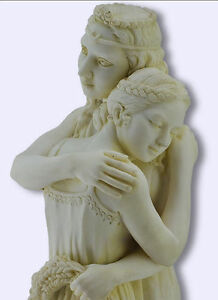 Demeter And Persephone Sculpture