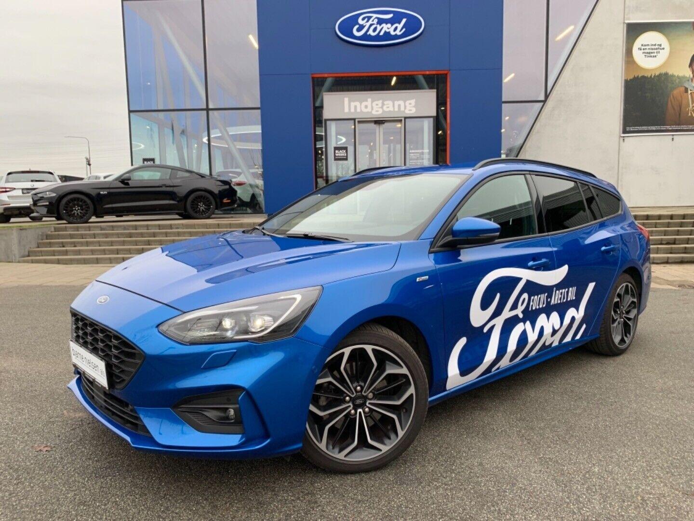 Ford Focus 1,5 EcoBoost ST-Line Busin stc aut