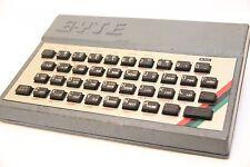 Vintage Computer Russian Game Console BYTE Clone ZX Spectrum Sinclair Z80