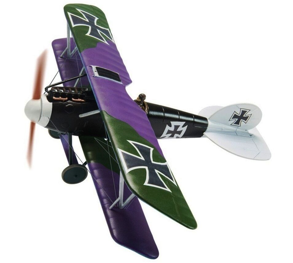 Corgi Aa37807 Albatros D.VA , 2049 16 Ltn Hermann Goering Jafu , Jasta 27