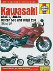 Kawasaki 450 and 500 by Ken Freund (Hardback, 2007)