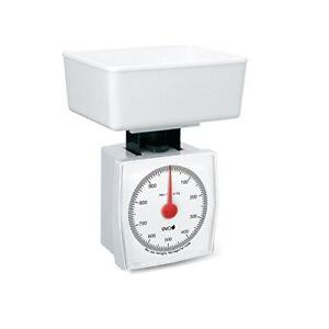 Bilancia da cucina dieta meccanica Eva con ciotola pesa alimenti 1 Kg - Rotex