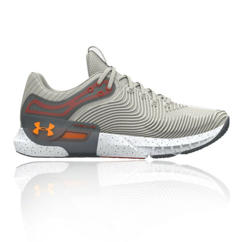 Under Armour Mens Hovr Apex 2 Training Gym Fitness Shoes Trainers Sneakers Grey