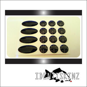 DELKIM-STEALTH-Oval-amp-dial-sticker-decal-kit-for-DELKIM-TXI-STD-EV-PLUS
