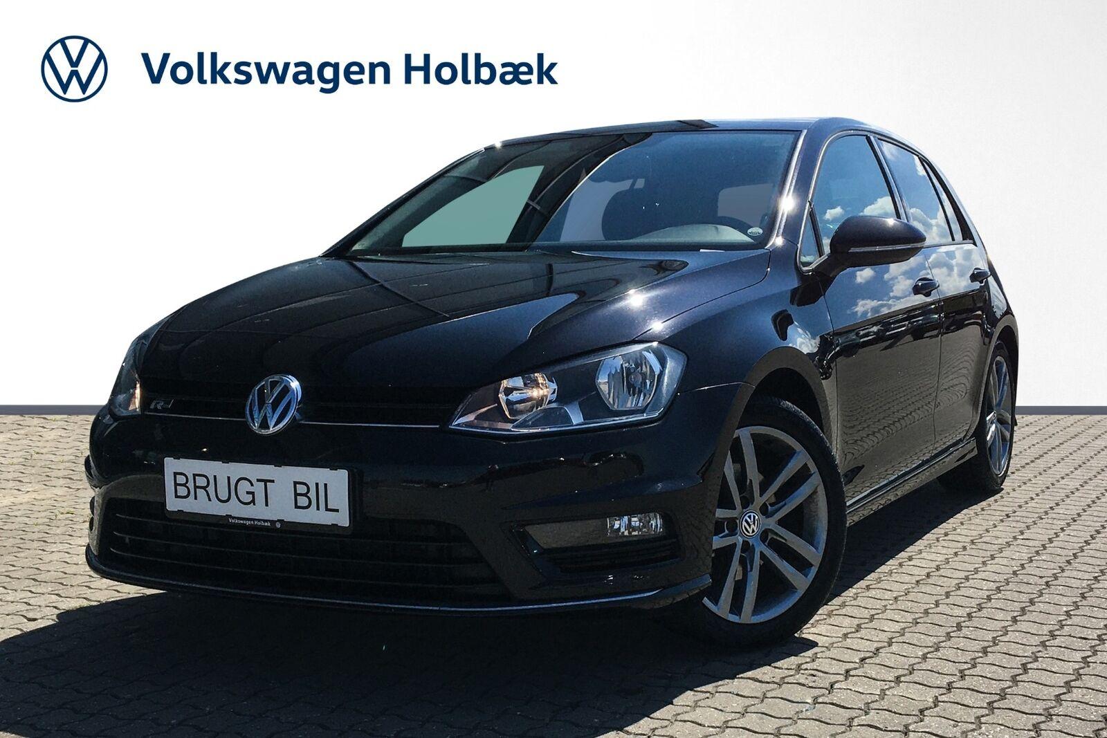 VW Golf VII 1,4 TSi 150 R-line DSG BMT 5d - 197.900 kr.