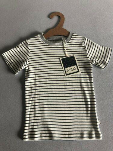 NEU T-Shirt Organic Cotton Wheat 104-140 ABVERKAUF