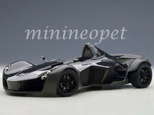 AUTOart 18112 BAC MONO 1/18 DIECAST MODEL CAR  METALLIC BLACK