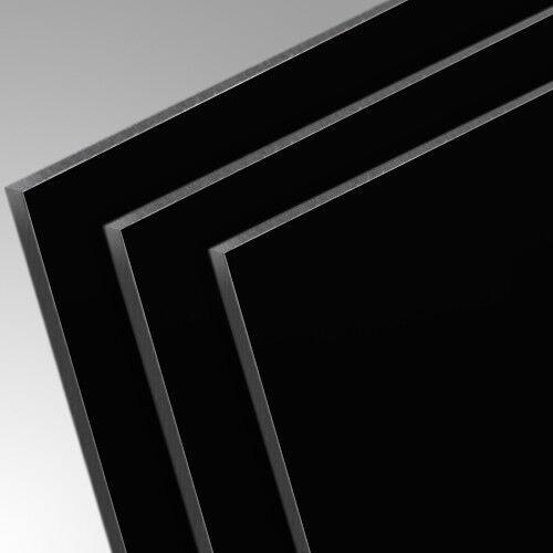 3mm Aluverbundplatte Weiß RAL9003 matt//glänzend Werbetafel Beschriftung