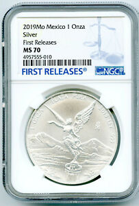 2019-MO-MEXICO-1OZ-ONZA-SILVER-LIBERTAD-NGC-MS70-FIRST-RELEASES-BLUE-LABEL