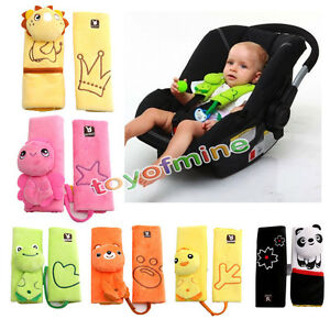 Stroller Strap Covers Car Seat Belt Harness Pads Baby