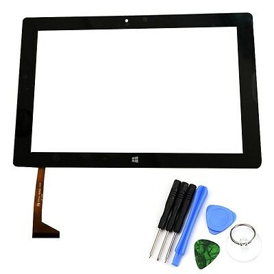 """10.1/"""" Touch Screen OEM Compatible with FPCA-10A02-V02 BLX For win8 PC Digitizer"""