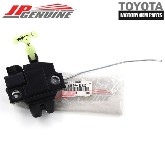 Toyota 64610-33080 Manual Trunk Lock