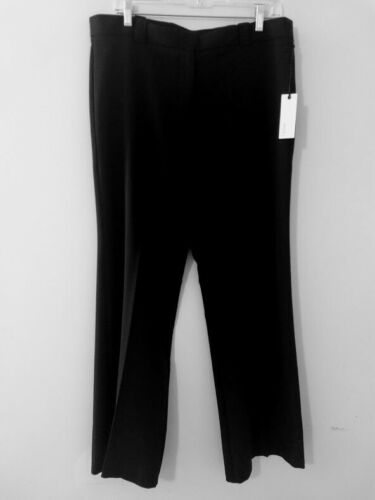 Plus Size Charcoal Gray or Black Work Dress Pants