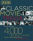 TCM Classic Movie Trivia Book by Turner Classic Movies (Paperback, 2011)