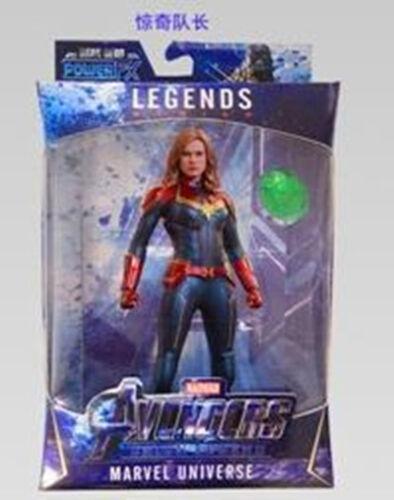 Avengers Marvel Figure Action Hero Titan Series Man Iron War Endgame Infinity To