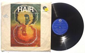 Hair The American Tribal Love Rock Musical Lp Taiwan 1960