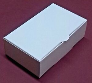 30-White-cake-boxes-Size-105x65x35mm-Single-Slice-Wedding-Party-Favour