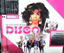 Ultimate Hits: Ultimate Disco Music CD Gloria Gaynor, Ohio Players, Rose Royce