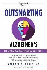 OUTSMARTING ALZHEIMER'S - KOSIK, KENNETH S., M.D. - NEW PAPERBACK BOOK