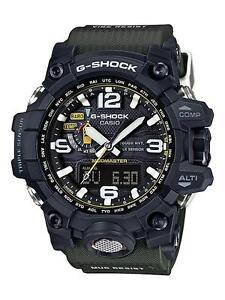 Casio-G-Shock-Mudmaster-Tough-Solar-GWG-1000-1A3DR-Black-and-Green-GWG-1000-1A3