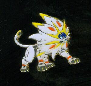 Pokemon SOLGALEO - COLLECTOR'S PIN (Release date: November 2016) - NEW